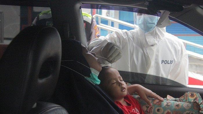 Bupati Tiwi Apresiasi Layanan Rapid Test Drive Thru Gratis, Disediakan Polres Purbalingga di Jompo