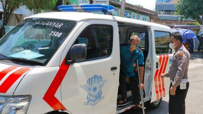 Penyandang Disabilitas Makin Mudah Urus SIM, Satlantas Polres Karanganyar Beri Layanan Jemput Antar
