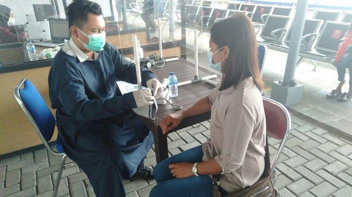 Sejak 3 Juli 2021, Stasiun Purwokerto Banyumas Layani Vaksinasi Covid pada 5.131 Orang