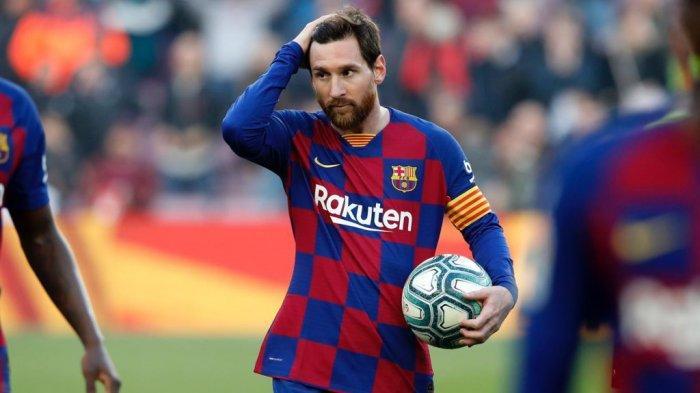 Hasil Lengkap dan Klasmen La Liga Spanyol: Messi Cetak Quattrick, Barcelona Gusur Real Madrid