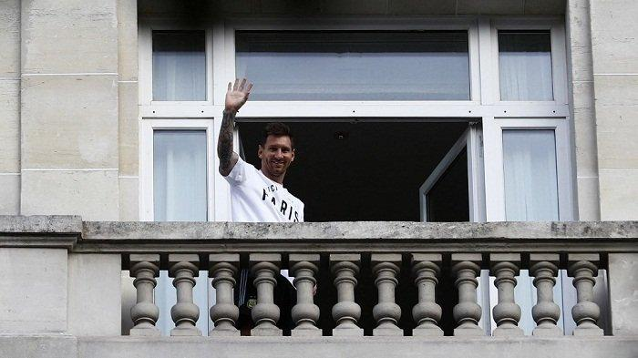 Teken Kontrak 2 Tahun, Lionel Messi Resmi Gabung PSG