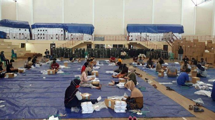 KPU Kabupaten Semarang: Sortir dan Pelipatan Surat Suara Ditarget Selesai 29 November 2020