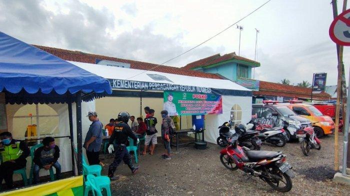 Local Lockdown di Banjarnegara, Pemdes Purwonegoro Mulai Batasi Warga Luar Masuk Desa