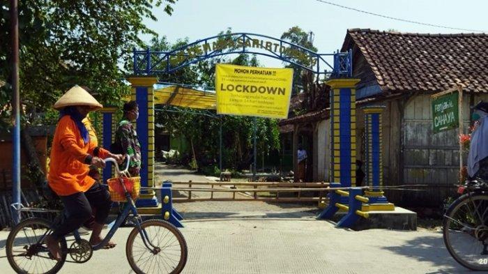 Lockdown Lokal di Karangsari Kendal, 78 Warga Lingkungan RT Positif Covid-19, Seusai Ikut Takziah