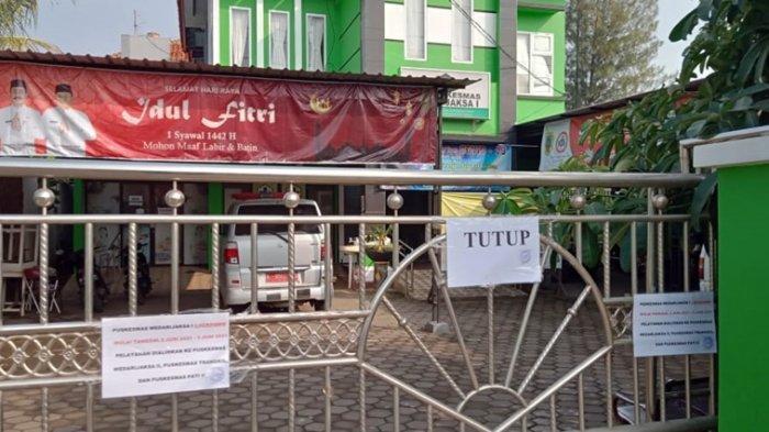 Dilockdown, Semua Layanan Puskesmas Wedarijaksa I Dialihkan, Instruksi Bupati Pati Haryanto
