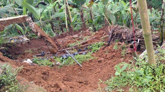 Longsor Landa Belasan Desa di Banjarnegara, Seusai Diguyur Hujan Deras Selasa Malam