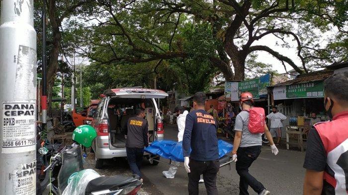 KABAR DUKA, Pak Ndut Meninggal, Loper Koran Taman Madukoro Semarang, Seminggu Ini Mengeluh Pusing