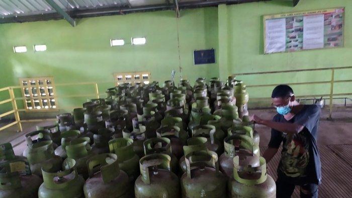Di Karanganyar, Stok LPG 3 Kg Dijamin Aman Selama Ramadan