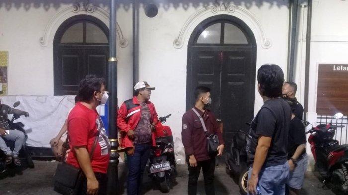 Warga Nganjuk Ini Bikin Geger di Kota Lama Semarang, Dikira Motor Hilang Ternyata Lupa Saat Memarkir