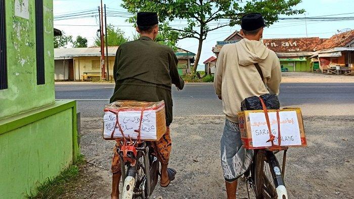 Mudik Lebaran Kayuh Sepeda 249 Km Rembang-Pemalang, Irzan: Terinspirasi Kyai Abdul Ghofur Maimoen