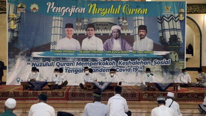 Alhamdulillah, 211.455 Pengajar Keagamaan di Jateng Dapat Bantuan Insentif, Tiap Bulan Rp 100 Ribu