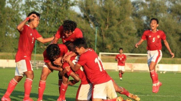 Timnas U-19 Indonesia Vs Qatar, Kick Off Pukul 20.45, Bisa Disaksikan Melalui Link Berikut Ini