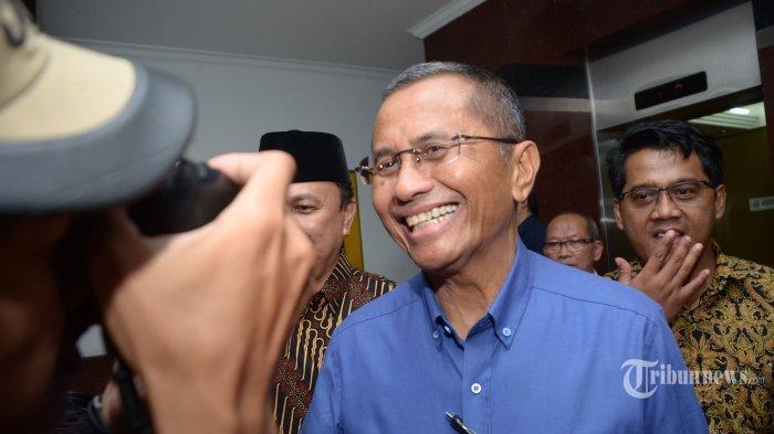 Mantan Menteri BUMN Dahlan Iskan Positif Covid-19, Diisolasi di Rumah Sakit di Surabaya