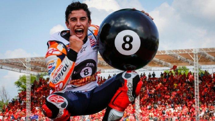 Marc Marquez Ungkap Kendala yang Buat Ia Terjatuh Dalam Latihan Bebas Jelang Pembukaan MotoGP