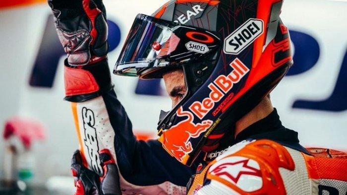 MotoGP Ceko 2020 Jadi Ajang Comeback Marc Marquez, Pasca Cedera Retak Tulang Lengan Kanan