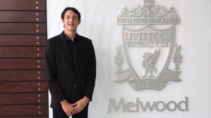 Marcelo Pitaluga, Kiper Baru Liverpool Asal Brazil, Usianya 17 Tahun