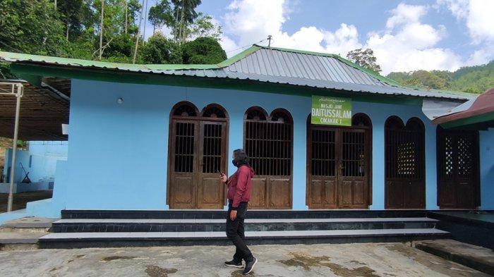 Mengintip Sejarah Masjid Tertua di Banyumas, Warga Menyebutnya Saka Tunggal, Dibangun 1288 Masehi