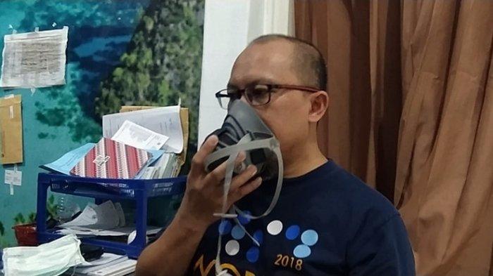Kreasi Terbaru RSI Banjarnegara, Bikin Masker Buat Pasien yang Sesak Napas, Begini Penampakannya
