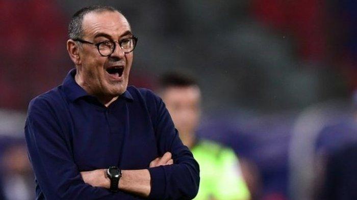 Juventus Pecat Maurizio Sarri, Sehari Setelah Tersingkir dari Liga  Champions - Tribun Banyumas