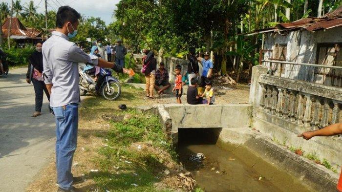 Awalnya Saksi Mengira Bangkai Ayam, Penemuan Mayat Bayi di Saluran Irigasi Desa Lajer Kebumen