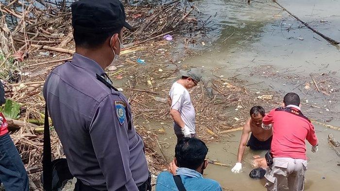 Hendak Buang Sampah, Warga Kaliori Banyumas Ini Lihat Mayat Tanpa Busana di Tepian Sungai Serayu