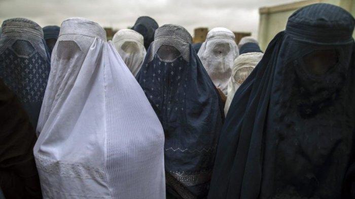 Wanita Ini Dipukul Suami karena Sebut Nama ke Dokter, Ini Kisah Perempuan Afganistan Melawan Tradisi