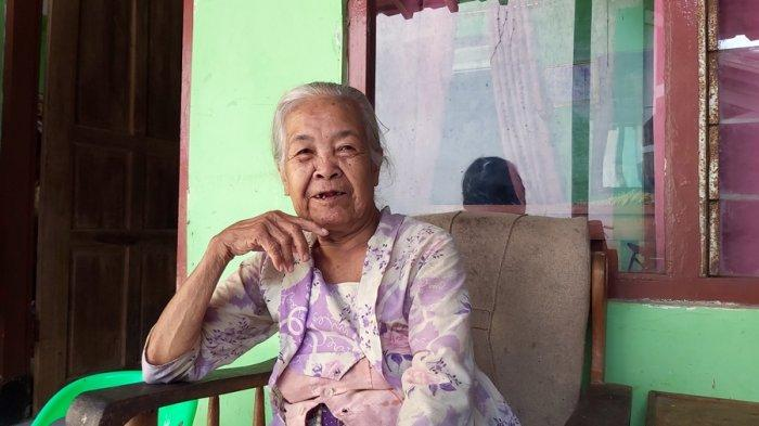 Dialah Mbah Tarmi, Usianya Kini 102 Tahun, Lansia Tertua di Tegal Ini Sudah Divaksin Loh