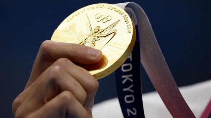 Kantongi 1 Medali Emas, Indonesia Naik Peringkat ke 37 Klasemen Sementara Olimpiade Tokyo