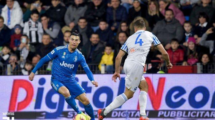 Hasil Lengkap dan Klasmen Seri A Liga Italia: CR7 - Ramsey Bawa Juventus Kokoh di Puncak Klasmen