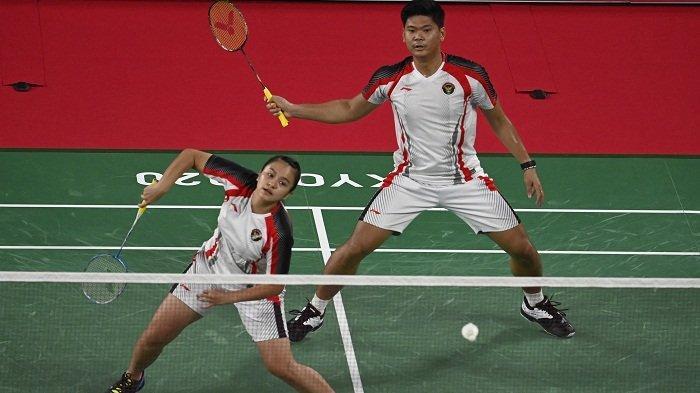 Harus Akui Keunggulan China, Langkah Praveen/Melati Terhenti di Perempat Final Olimpiade Tokyo