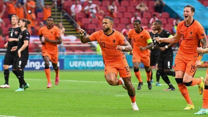 EURO 2020: Belanda vs Rep Ceska Malam Ini, Skuad Oranje Diunggulkan meski Dua Pemain Unggulan Absen