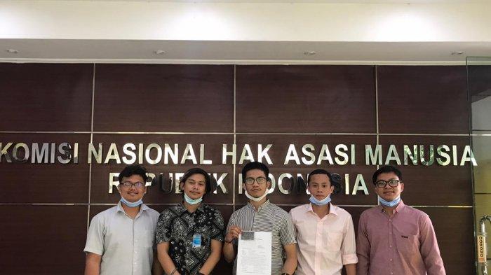 Mahasiswa Unnes Adukan Mendikbud Nadiem ke Komnas HAM Gara-gara Persoalan Ini