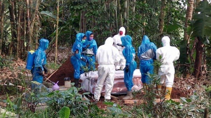 Purbalingga Kembali Berduka, Satu PDP Corona Meninggal, Mendadak Sesak Napas dan Muntah Darah