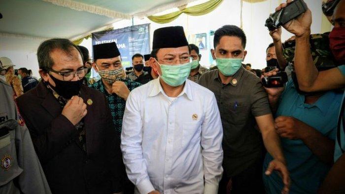 Menkes Terawan Agus Putranto Mulai Berkantor di Surabaya, Tiap Akhir Pekan