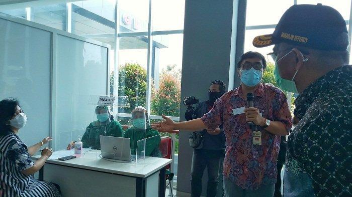 Menko PMK Muhajir Effendy Ajak Penyintas Covid Donorkan Plasma Darahnya: Terbukti Manjur