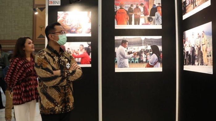 Kementerian Sosial Beri Apresiasi Kepada Fotografer di Lingkungannya Dalam Bentuk Pameran Foto