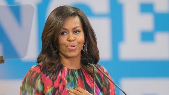 Hadapi Pandemi Covid-19, Michelle Obama Sempat Alami Depresi Ringan