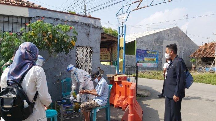 Satu RT di Kota Tegal Lakukan Mikro Lockdown, Camat: Hari Kedua Terpantau Baik