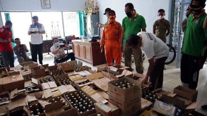 Pemilik Toko Makanan Simpan Ribuan Miras di Bunker, Bupati Banjarnegara: Pasti Kami Pidanakan