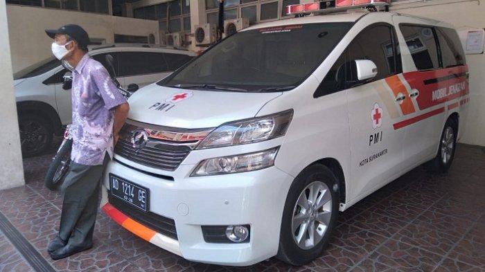 PMI Solo Luncurkan Mobil Jenazah Toyota Alphard, Tarif Pakai Seikhlasnya