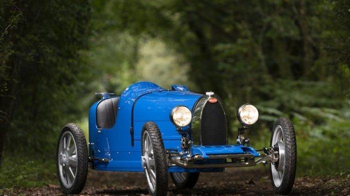 Bugatti Bikin Mobil Listrik untuk Anak-anak, Tersedia 3 Varian Seharga Mulai Rp 514 Juta