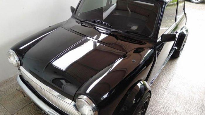 Bukan Mini Cooper, Mobil Ini Ternyata Toyota Agya, Simak Foto-fotonya