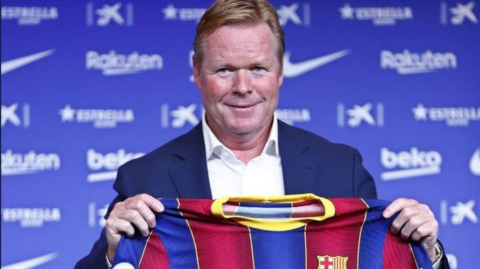 Selesai Masalah Messi, Manajemen Barcelona Berseteru dengan Koeman Terkait Transfer Pemain