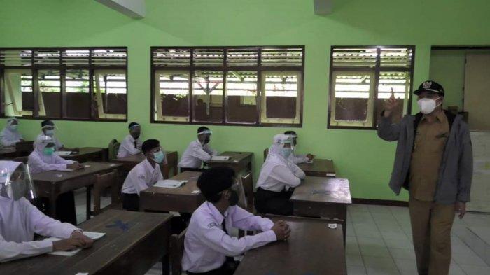 Bupati Achmad Husein: Pekan Depan Tambah 15 Sekolah Penyelenggara PTM di Banyumas