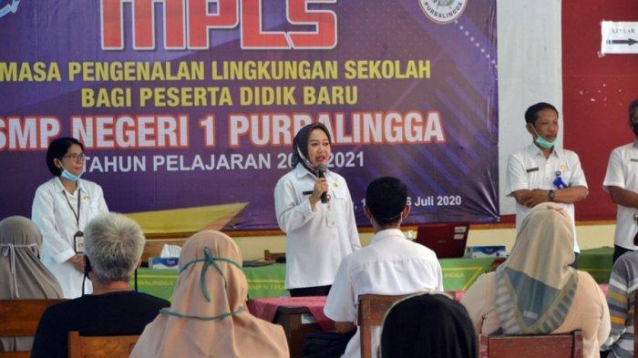 Bupati Purbalingga: Setelah MPLS, Siswa Kembali Belajar Secara Daring