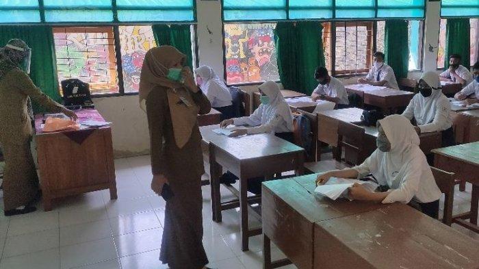 Pengenalan Sekolah Secara Tatap Muka Dibatalkan di Kota Tegal, Sri Ningsih: Informasinya Mendadak