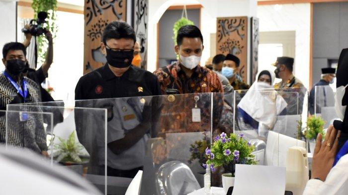 MPP Kendal Dilaunching, Berikut Catatan Penting Tjahjo Kumolo dan Ganjar Pranowo