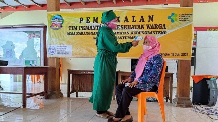 Kisah Siti Nurohmah Jadi Nakes Dadakan di Karangnangka Banyumas, Alasan Utama Karena Kasihan