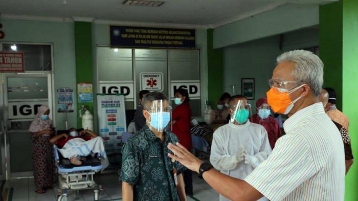 Jateng Sedang Kekurangan Tenaga Kesehatan, Ini Usulan Gubernur Ganjar Pranowo