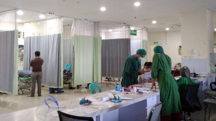 Nakes RSI Muhammadiyah Kendal Kini Bisa Menghela Napas, Tersisa Tiga Pasien, BOR Turun 15 Persen